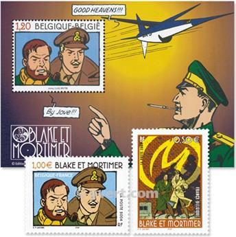 2004 - Émission commune-France-Belgique-(pochette)