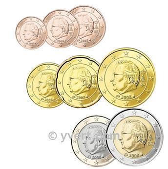 KIT EURO BELGIQUE