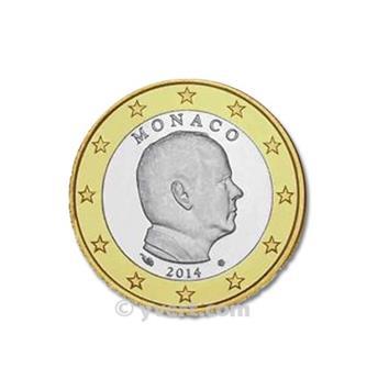 1 EURO MONACO - 2014