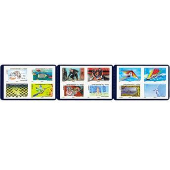 n° BC889 -  Timbre France Carnets Journée du Timbre