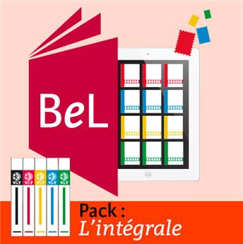 Abonnement Bibliothèque en ligne : l´intégrale