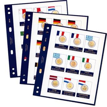Recambios para monedas de 2 EUROS conmemorativas 2014 - MARINI®