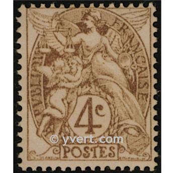 nr. 110 -  Stamp France Mail