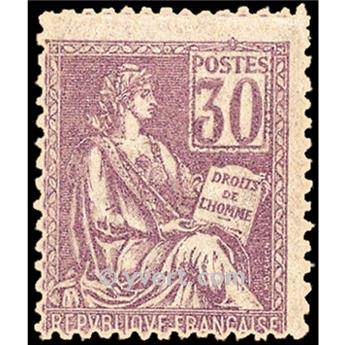 n° 115 -  Selo França Correios