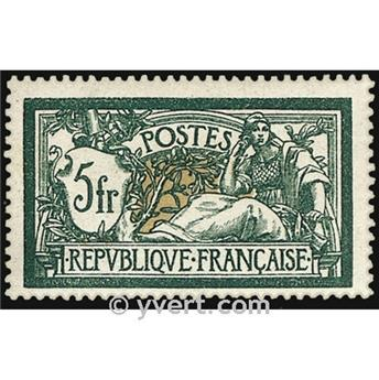 nr. 123 -  Stamp France Mail
