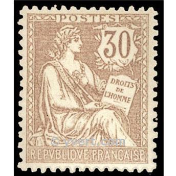 n.o 128 -  Sello Francia Correos
