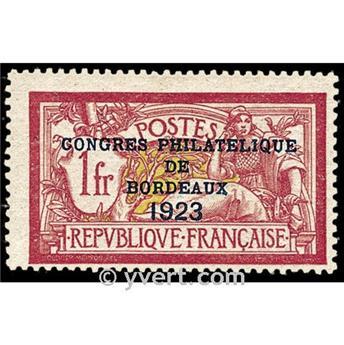 nr. 182 -  Stamp France Mail