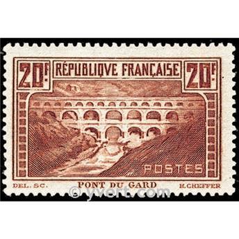 n.o 262 -  Sello Francia Correos