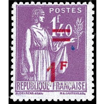 n.o 484 -  Sello Francia Correos