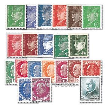 nr. 505/525 -  Stamp France Mail
