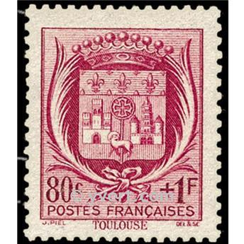 nr. 530 -  Stamp France Mail