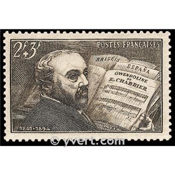 nr. 542 -  Stamp France Mail