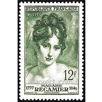 nr. 875 -  Stamp France Mail