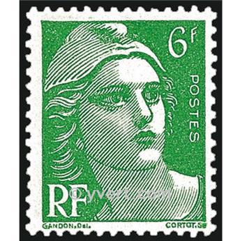 n.o 884 -  Sello Francia Correos