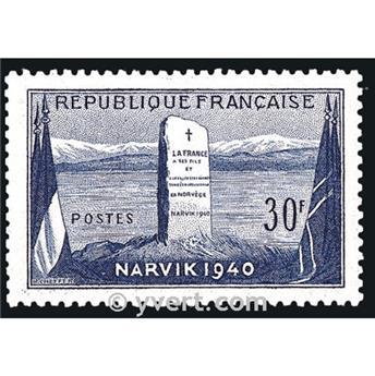 n° 922 -  Selo França Correios