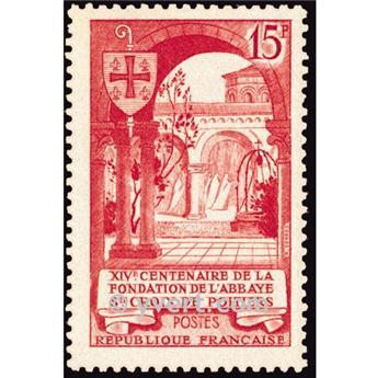 n° 926 -  Selo França Correios
