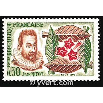 nr. 1286 -  Stamp France Mail