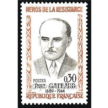 nr. 1290 -  Stamp France Mail