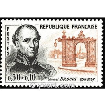 nr. 1298 -  Stamp France Mail