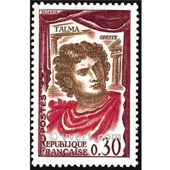 n.o 1302 -  Sello Francia Correos