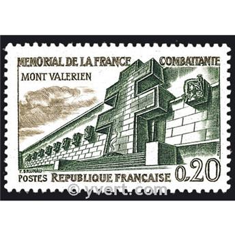 n° 1335 -  Timbre France Poste