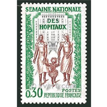 n° 1339 -  Selo França Correios