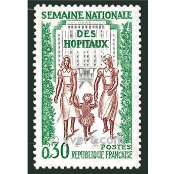 n° 1339 -  Timbre France Poste