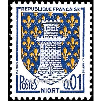 n° 1351A -  Selo França Correios