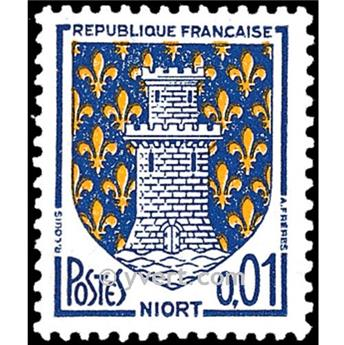 n° 1351A -  Timbre France Poste