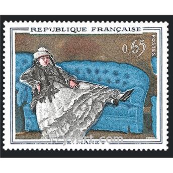 n.o 1364 -  Sello Francia Correos