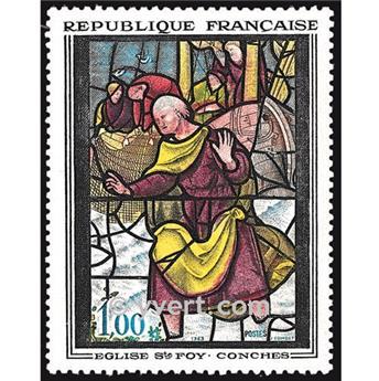 n° 1377 -  Selo França Correios