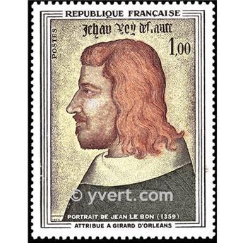 n° 1413 -  Selo França Correios