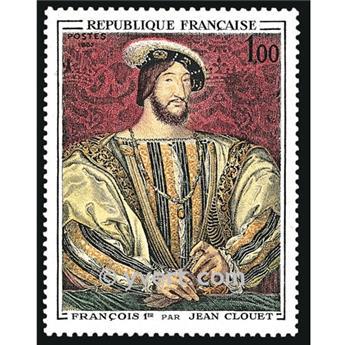 n° 1518 -  Selo França Correios