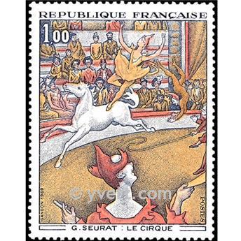 n° 1588A -  Selo França Correios