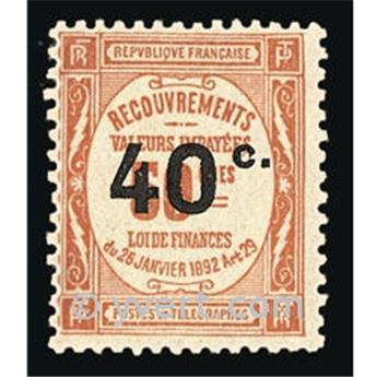 nr. 50 -  Stamp France Revenue stamp