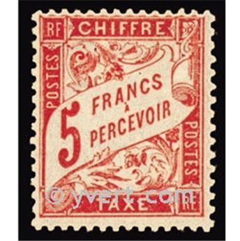 n.o 66 -  Sello Francia Tasa