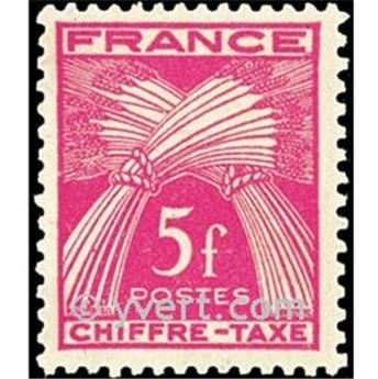 nr. 75 -  Stamp France Revenue stamp