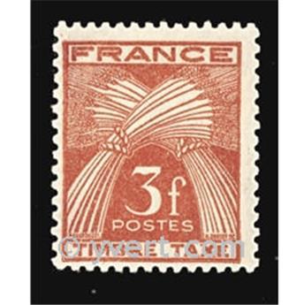 n.o 83 -  Sello Francia Tasa