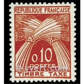 nr. 91 -  Stamp France Revenue stamp