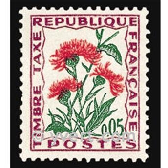 nr. 95 -  Stamp France Revenue stamp