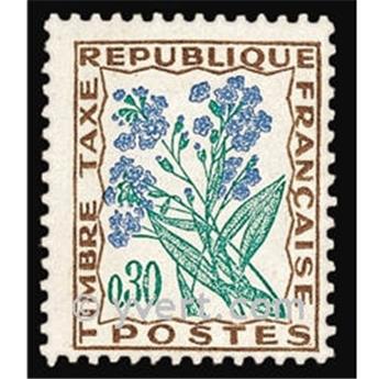 n.o 99 -  Sello Francia Tasa