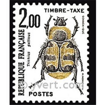 nr. 107 -  Stamp France Revenue stamp