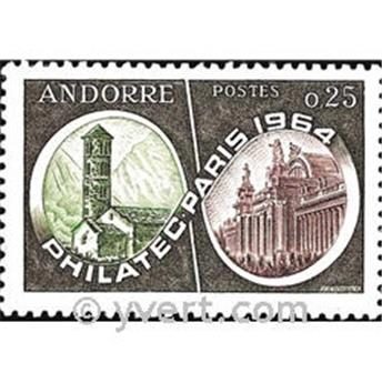 n° 171 -  Timbre Andorre Poste