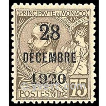 nr. 49 -  Stamp Monaco Mail