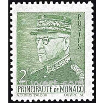 n° 274 -  Timbre Monaco Poste
