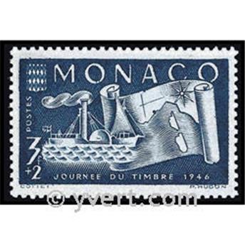 n° 294 -  Timbre Monaco Poste