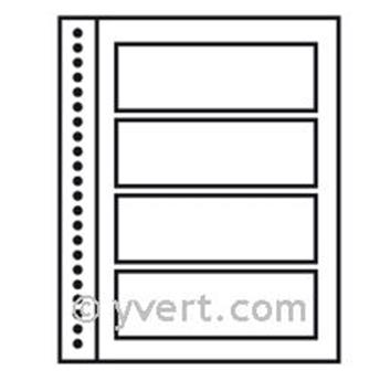 Recargas ´Reto-Verso Duo-Supra´: 4 tiras