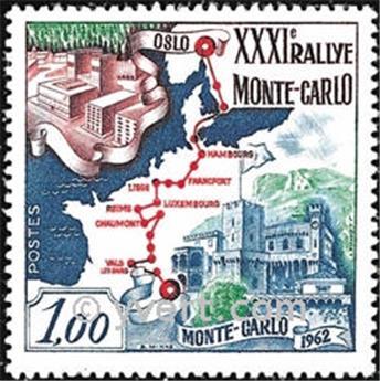 n° 575 -  Selo Mónaco Correios