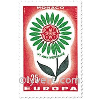 nr. 652/653 -  Stamp Monaco Mail
