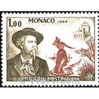 nr. 660 -  Stamp Monaco Mail